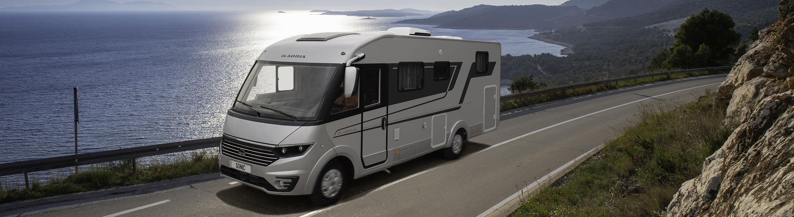 Adria campers 2021, Adria Sonic, Ad